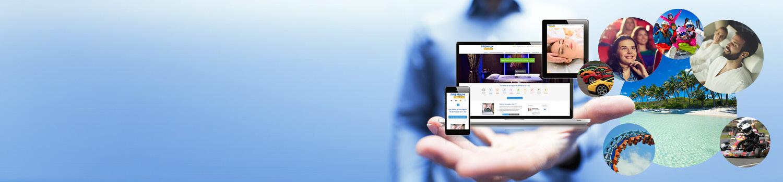 site internet comité d'entreprise CE Premium Online